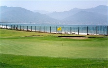 marina golf on ocean